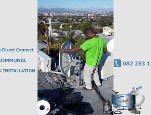 Communal DSTV Installation In Durbanville