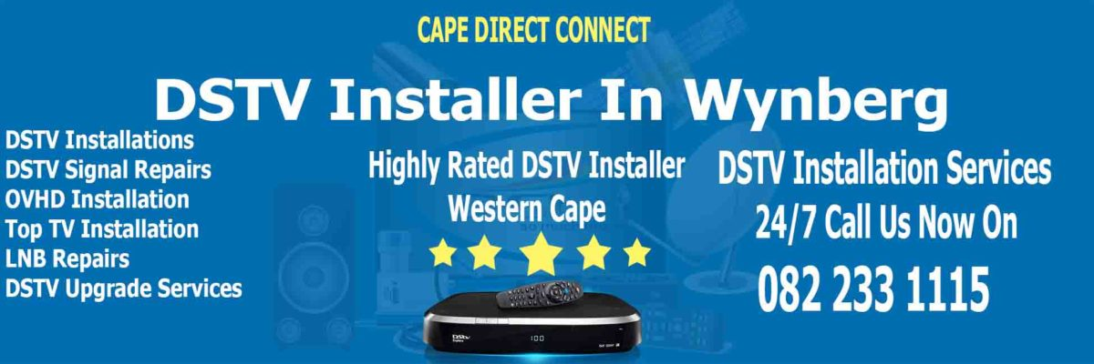 dstv installer in wynberg southern suburbs cape town cape direct connect