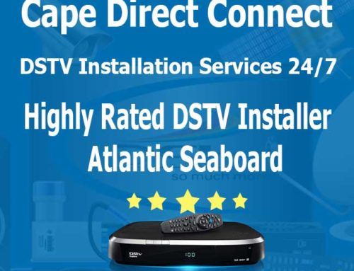 DSTV Installer And DSTV Repairs In Atlantic Seaboard Cape Town